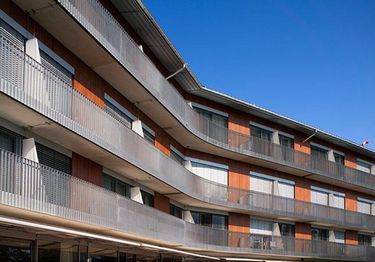 Seebettenhaus RoMed Klinik in Prien am Chiemsee