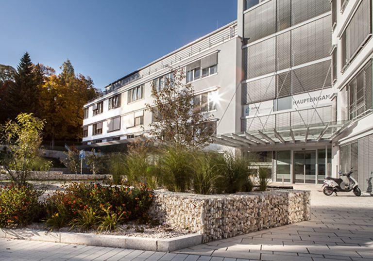 Südbettenhaus RoMed Klinik Prien am Chiemsee