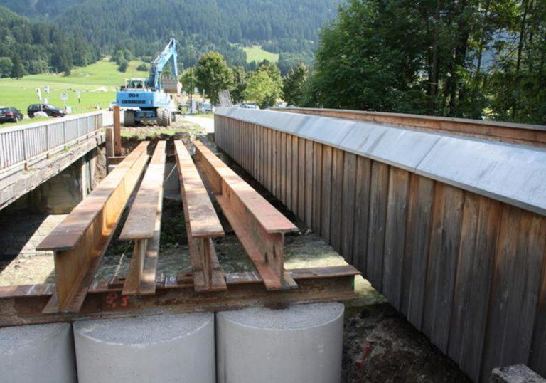 Neubau Tegelbergbrücke
