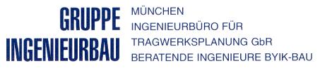 Gruppe Ingeneurbau München Logo